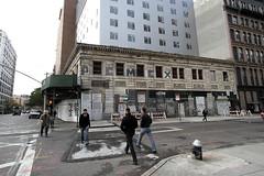 pemex (Into Space!) Tags: street city nyc newyorkcity urban ny newyork building art facade graffiti photo vandal illegal graff bombing pemex intospace intospaces