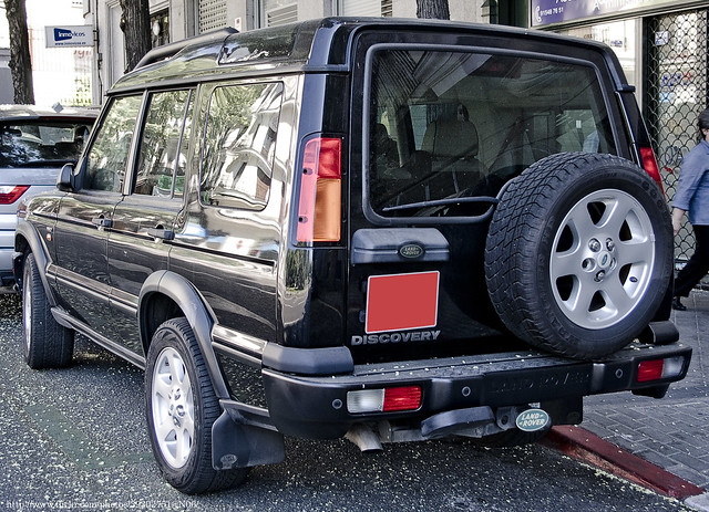 us ii series landrover discovery spec hse7