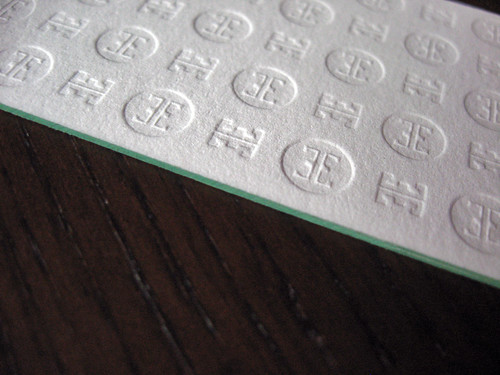 Teresa Meyer Letterpress Cards