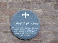 Photo of Green plaque number 8160