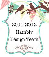 2011-2012 Hambly DT