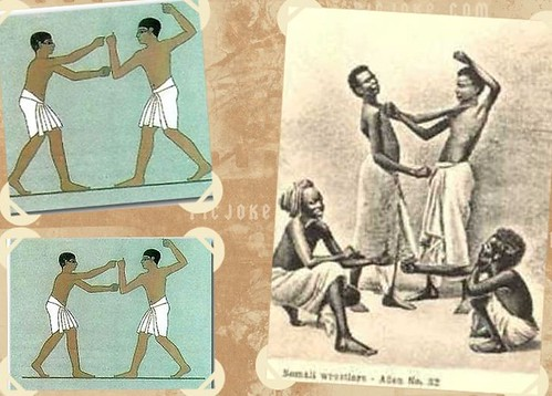 Kemetic Martial Arts