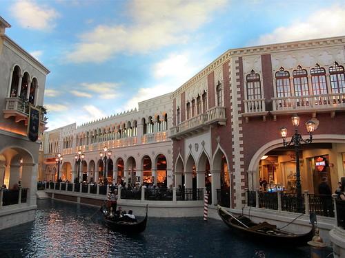 Las Vegas, c'est Venise!
