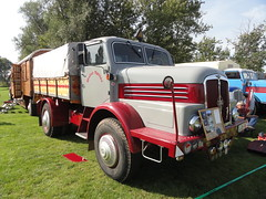 IFA H6 Zugmaschine (Skitmeister) Tags: truck germany deutschland meeting lorry camion magdeburg ddr gdr duitsland vrachtwagen lkw ostalgie veb гдр ommma skitmeister ommma2011