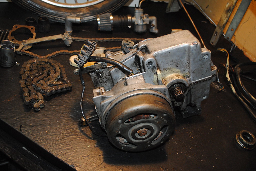 The World's most recently posted photos of carburetor and dellorto