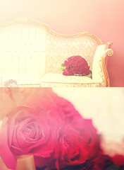 ( Boda - Wedding ) (Rawan Mohammad ..) Tags: flowers red flora nikon photographer photos mohammad rn  rawan     rnona