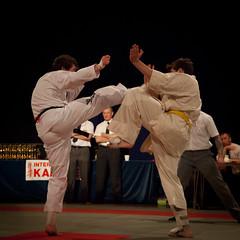 IKK Open 11 (xDiscobobx) Tags: france sports norway action sweden karate fighting tkd croydon bkk fullcontact kyokushin kyokushinkai leascliffhall knockdown ikk folkestoneopen