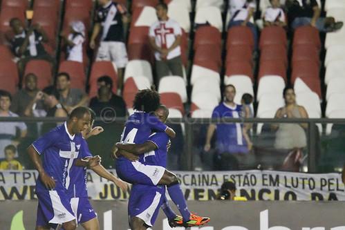 Campeonato Carioca 2012 - Vasco x Volta Redonda - 15/02/2012