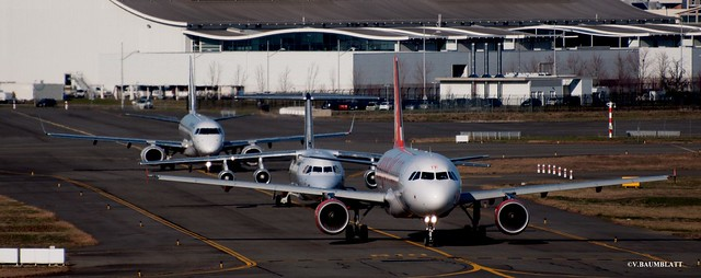 Easyjet - Sn Brussels Airlines - Air France