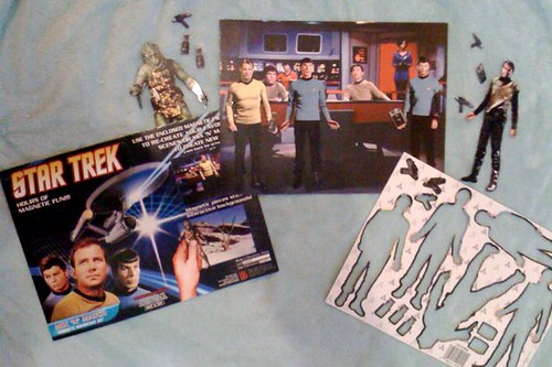 Star Trek Magnetic Adventure Set - Side 1