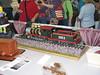 Locomotive Cake (On Display at the Tulsa Show) (RDPJCakes) Tags: 3d fondant traincake sculptedcake ossas oklahomastatesugarartshow rdpjcakes locomotivecake