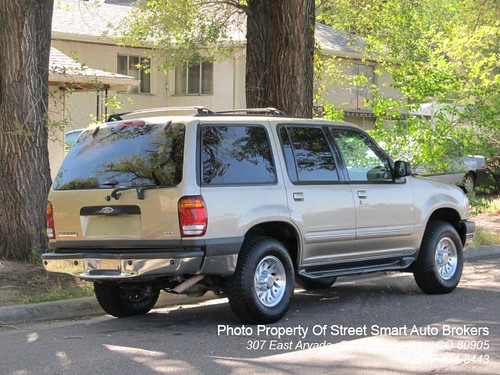 Used 2000 Ford Explorer for sale - Street Smart Auto Brokers - Colorado Springs, co