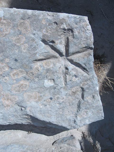 Minoan Star Mason Mark