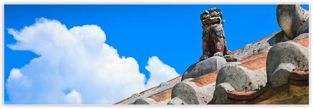 沖繩陶獅子