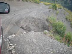 Lead King Basin Road