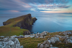 Neist Point (Philip Eaglesfield (Eggles)) Tags: longexposure skye zeiss sunrise dawn scotland isleofskye hebrides neist neistpoint