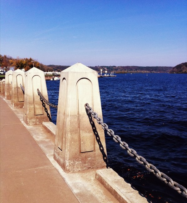 iPhone Photos: Stillwater & Taylors Falls