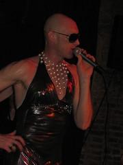 The Velvet Mafia at Arlene's Grocery on the Lower East Side of New York City 2005 (RYANISLAND) Tags: thevelvetmafia velvetmafia mafia deanjohnson dean johnson punk punkrock queerpunk lgbt glbt lgbtq glbtq gay gays les lesbian bi bisexual trans transgender dragqueen dragqueens bald baldman baldmen balddragqueen oxycontin oxycodone drug drugs dead death killed murder mudered overdose washingtondc nyc rockmusic rocknroll cbgb cbgbs punkmusic punks band bands rockband punkband nightlife ny newyork newyorkcity lowereastside ev eastvillage pill pills oxy