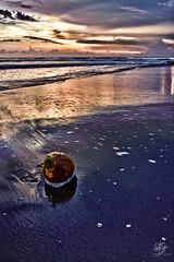 Coco beach (Roberto Sacasa) Tags: las sunset sol beach de coconut guatemala lisas playa coco roberto puesta sacasa