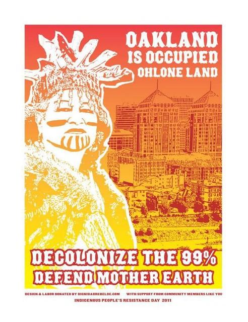 Decolonize Oakland