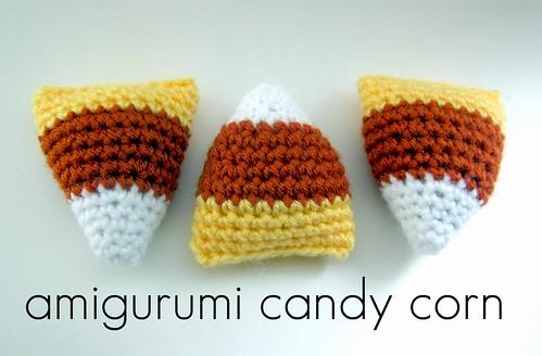 amigurumi candy corn