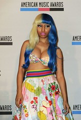 nicki minaj at The 2011 American Music Awards Nominations