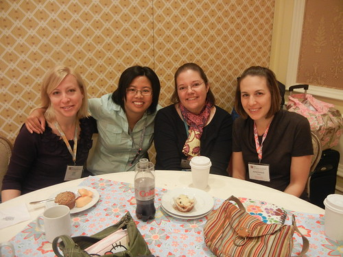 Lee, Me, Elizabeth, & Anne Marie