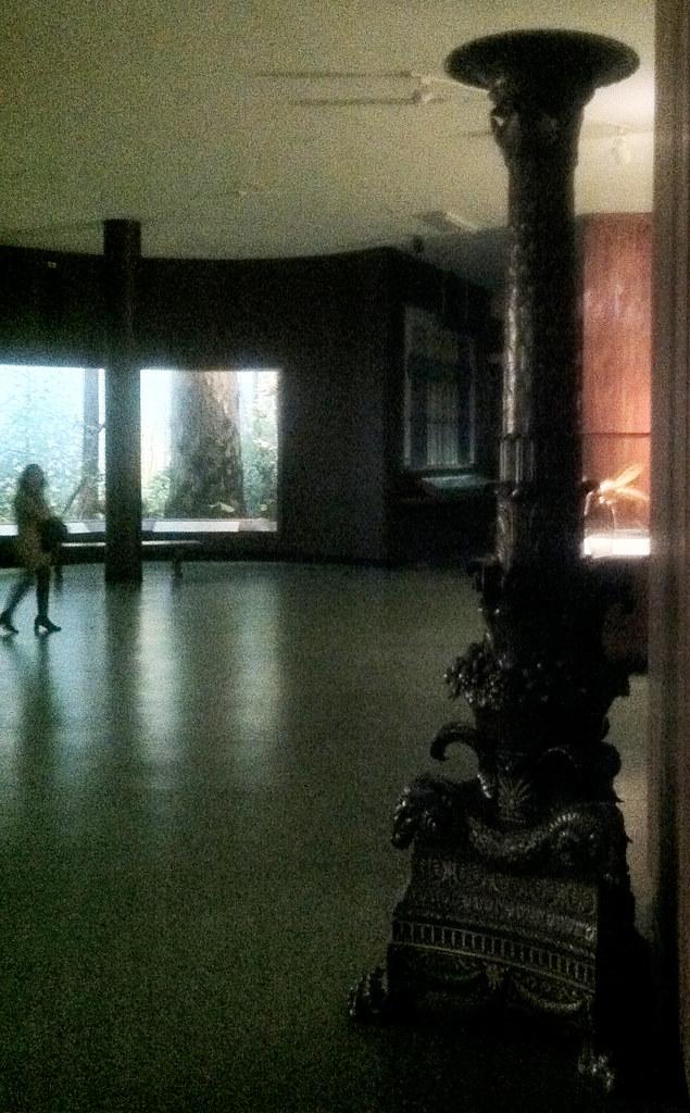 Massive Floor Lamp, October 13th 2011