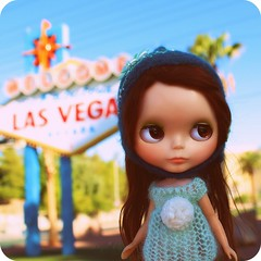 (Angel~Lily) Tags: trip las vegas usa holiday canada vintage doll shane nevada memories kenner blythe 1972  2011
