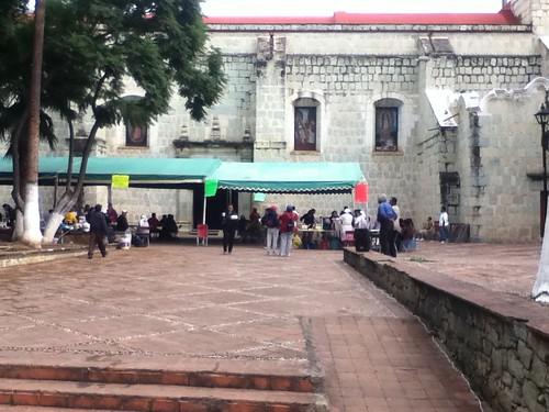 Kermes, Guadalupe Church @ Oaxaca 10.2011