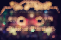Whoa! It's the king of the bokeh land, watching you! (Maegondo) Tags: colors field festival canon germany deutschland bavaria colorful dof bokeh 14 sigma depth bunt lichter farben schrfentiefe volksfest bayer ingolstadt 30mm dult tiefenschrfe lichtkreise eos550d