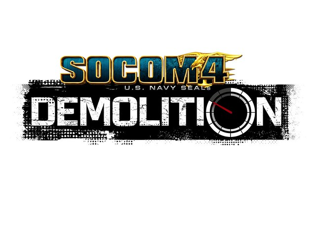 "SOCOM 4 DLC Packs Announced, ""Demolition"" Free for New"