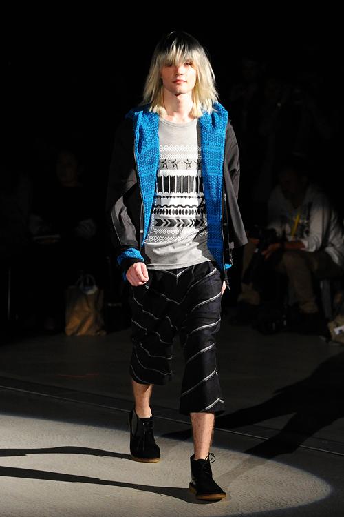 SS12 Tokyo yoshio kubo025_Sam Pullee(Fashion Press)
