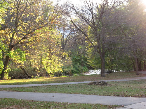 Minnehaha Creek at 32nd Ave S