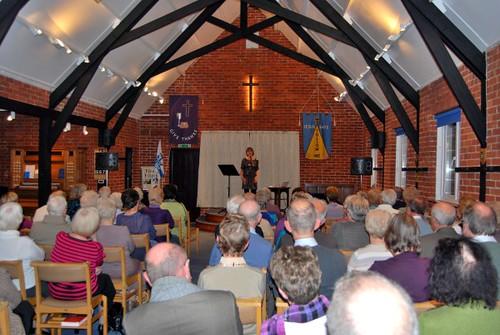 Lori Tingay audience 1