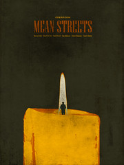 Mean Streets (Ibraheem Youssef) Tags: film illustration martin graphic minimal posters tribute scorsese ibraheem youssef
