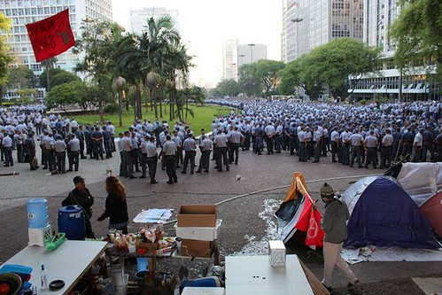 Thumbnail for Interprete » Occupy São Paulo Under Threat