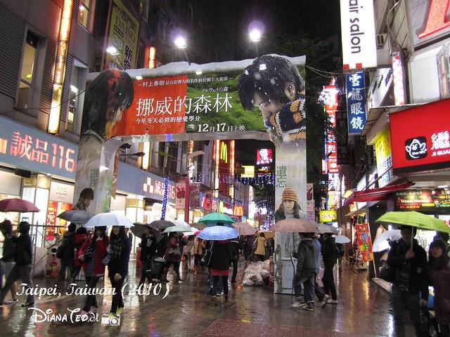 Ximending, Taipei 01