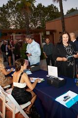 Tara at Registration