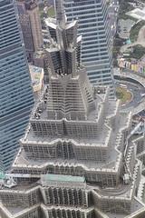 IMG_5954b (Swingin') Tags: shanghai  pudong  jinmaotower  lujiazui swfc  shanghaiworldfinancialcenter