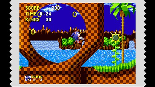 Original Sonic Screenshot