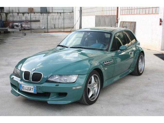 1999 BMW Z3 M Coupe | Evergreen | Evergreen/Black | Italy