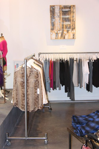 Simple Rack Clothing Racks In Las Vegas Clothing Boutique