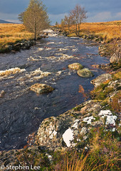 Rannoch river (Stephen@home) Tags: autumn scotland perthshire rannoch pdpnw