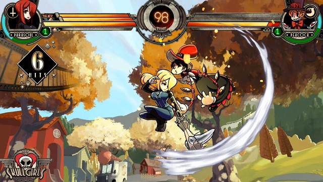 skullgirls - psn 02