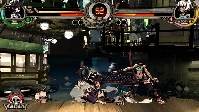 skullgirls - psn 01