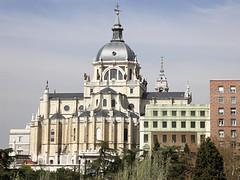 Мадрид - Кафедральный Собор