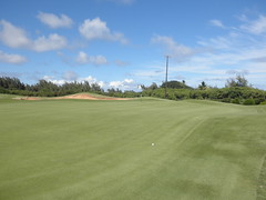 Turtle Bay Colf Course 284