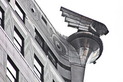 Chrysler Building - Gargoyles (michael_hamburg69) Tags: city nyc usa newyork detail building america manhattan