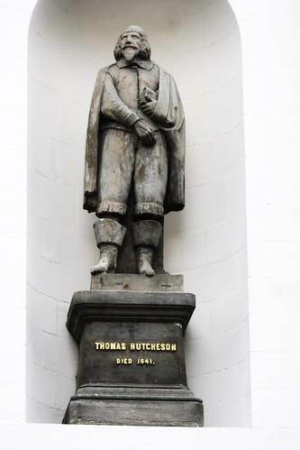 Thomas Hutcheson Statue